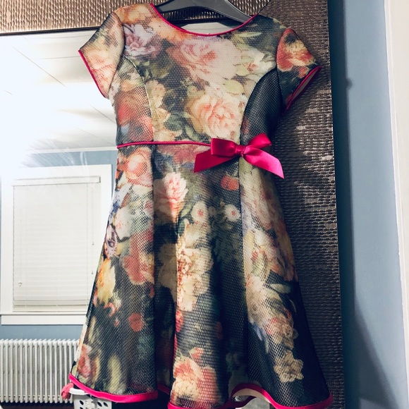 Us Angels Other - 3T Toddle Girl Floral Dress
